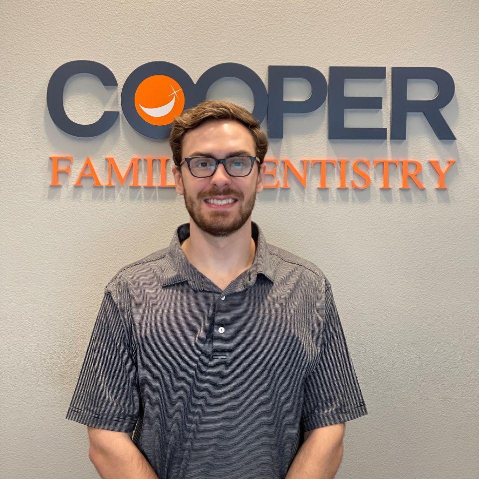 Dr. Connor Rasmussen Dentist At Cooper Family Dentistry